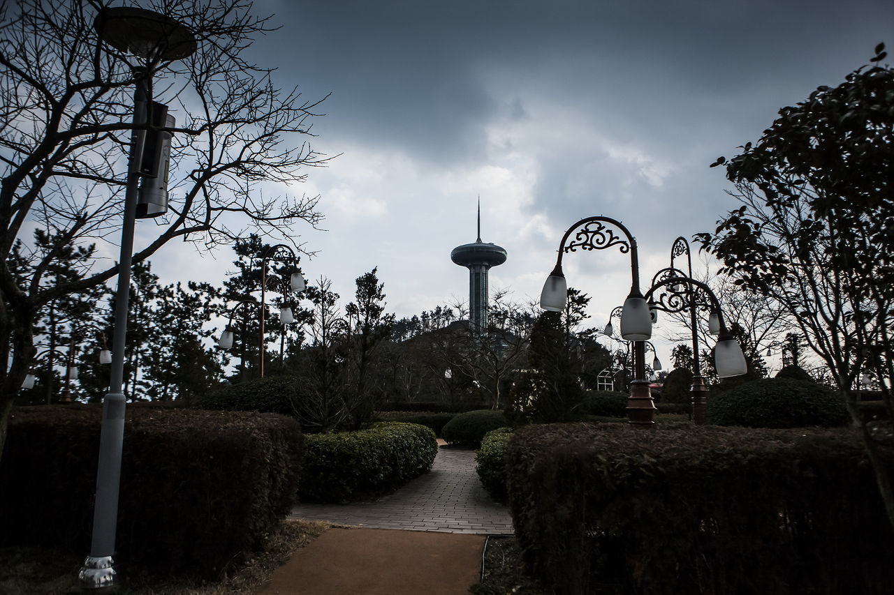 Wando Wando Tower Korea Garden