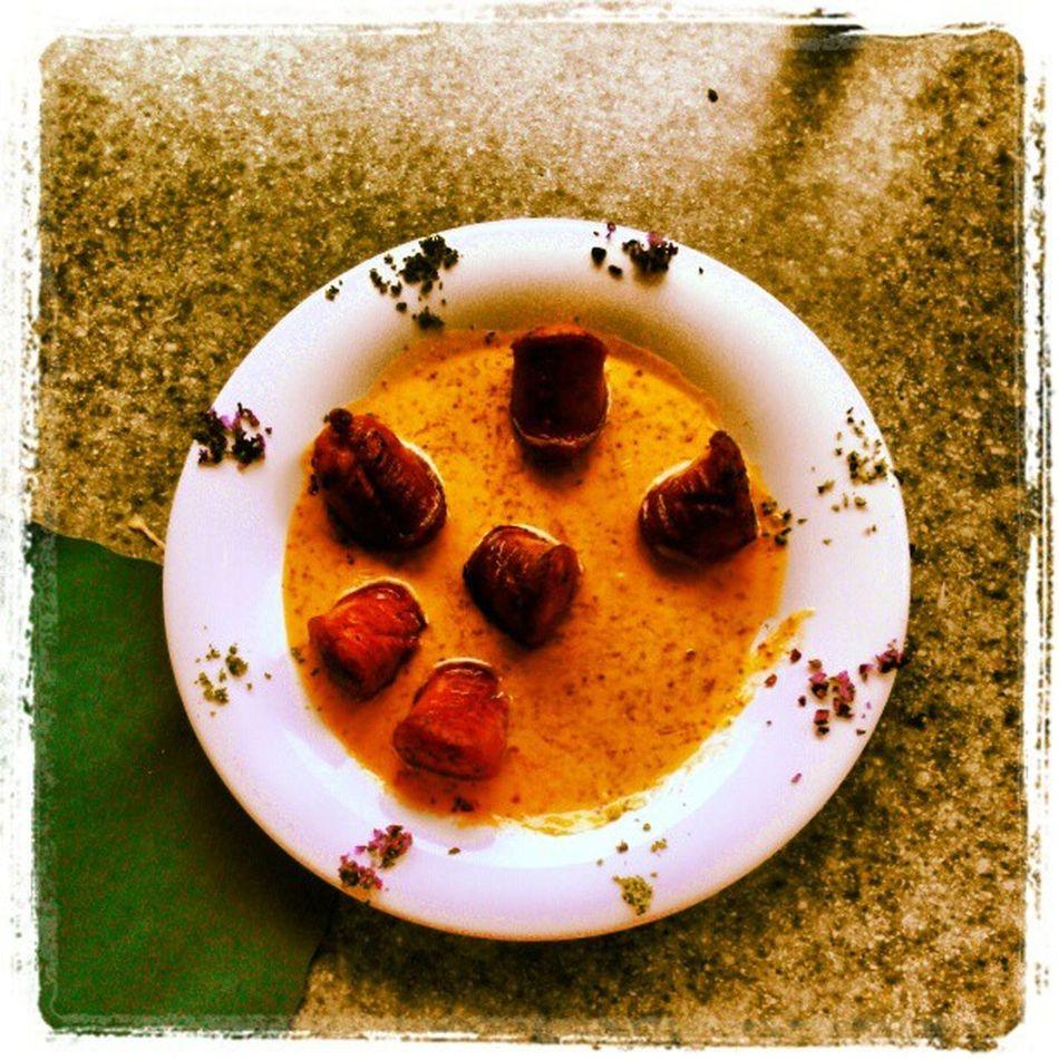 Foodporn Instagram Food Creole Neworleans Alligator sausage with @witzend11