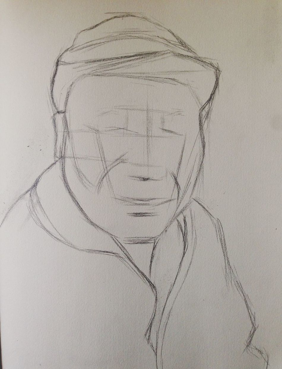 画在纸上,留在心里