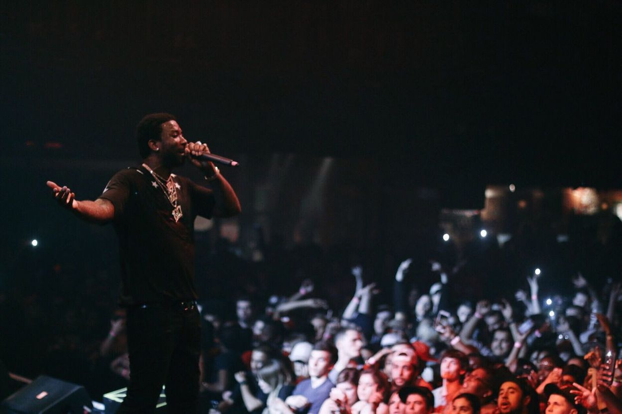 Performance Music Crowd GUCCI Mane House Of Blues