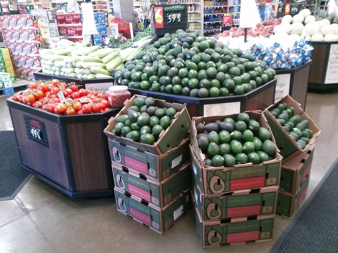 Fruit Vegtables Corner Store Green Grocer Produce Art Produce Display Produce Department Everything In Its Place