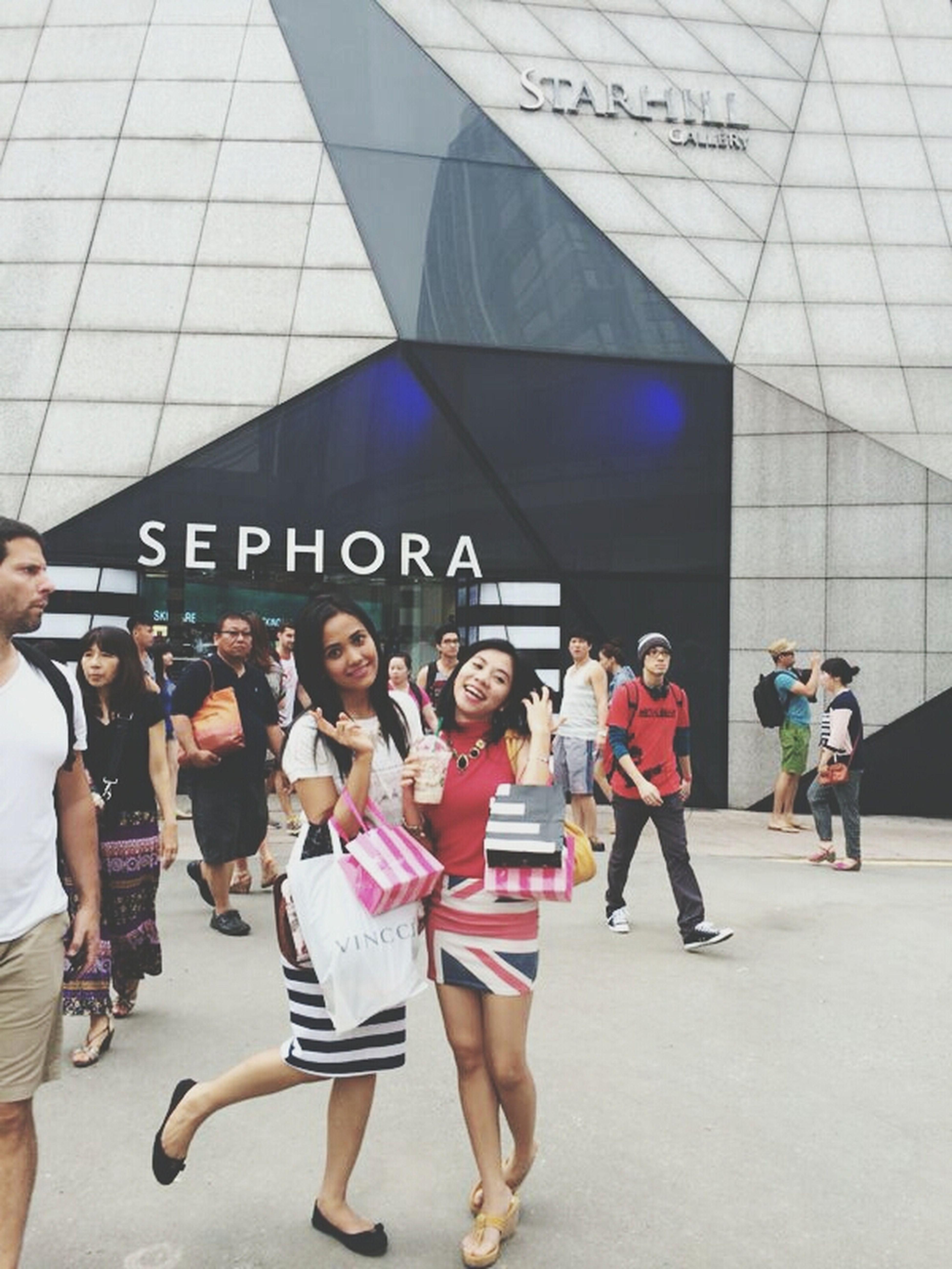 Enjoying last day vacation Malaysia PAVILION , KUALA LUMPUR Sephora_kl Victoria's Secret shoppin' till drop. :p