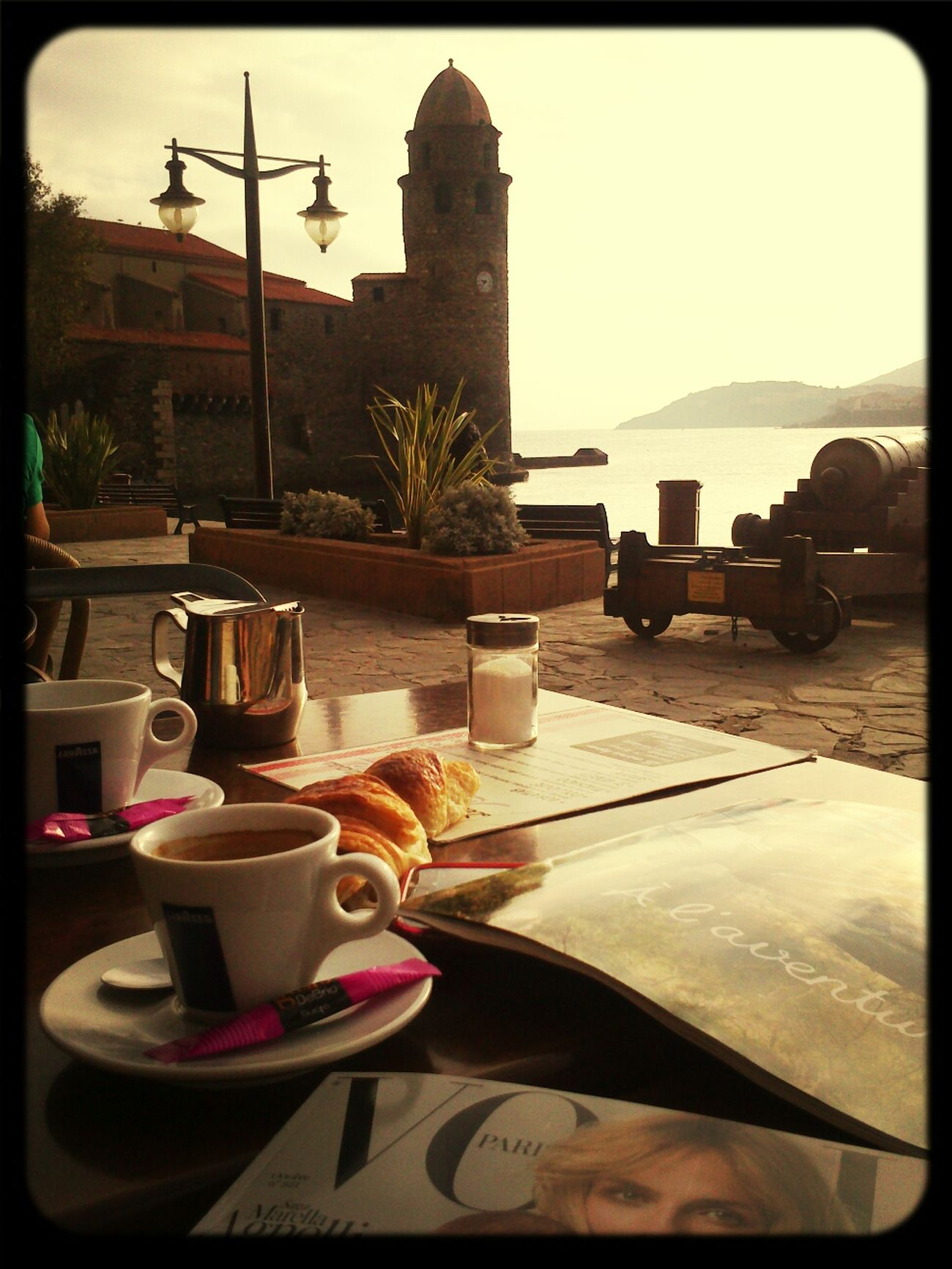 Travel Photography Photo Of The Day Collioure Mealtime Mealtimes
