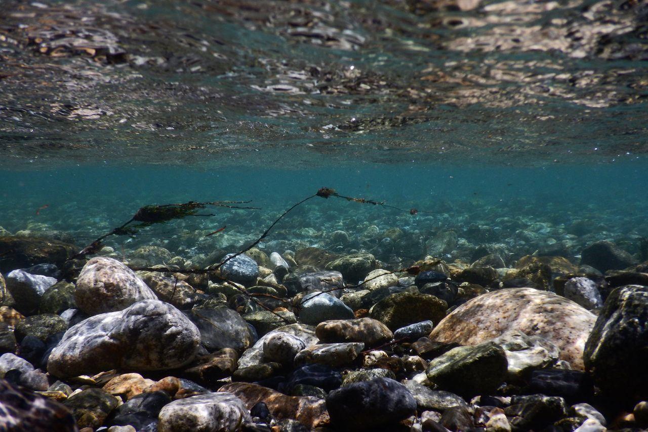 梓川 River Underwater Underwater Photography Nature Clear Water Beauty In Nature Outdoors EyeEm Best Shots From My Point Of View AW130
