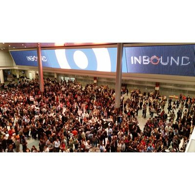 10000 Marketers in one place from across the globe Onthecatwalk Inbound14