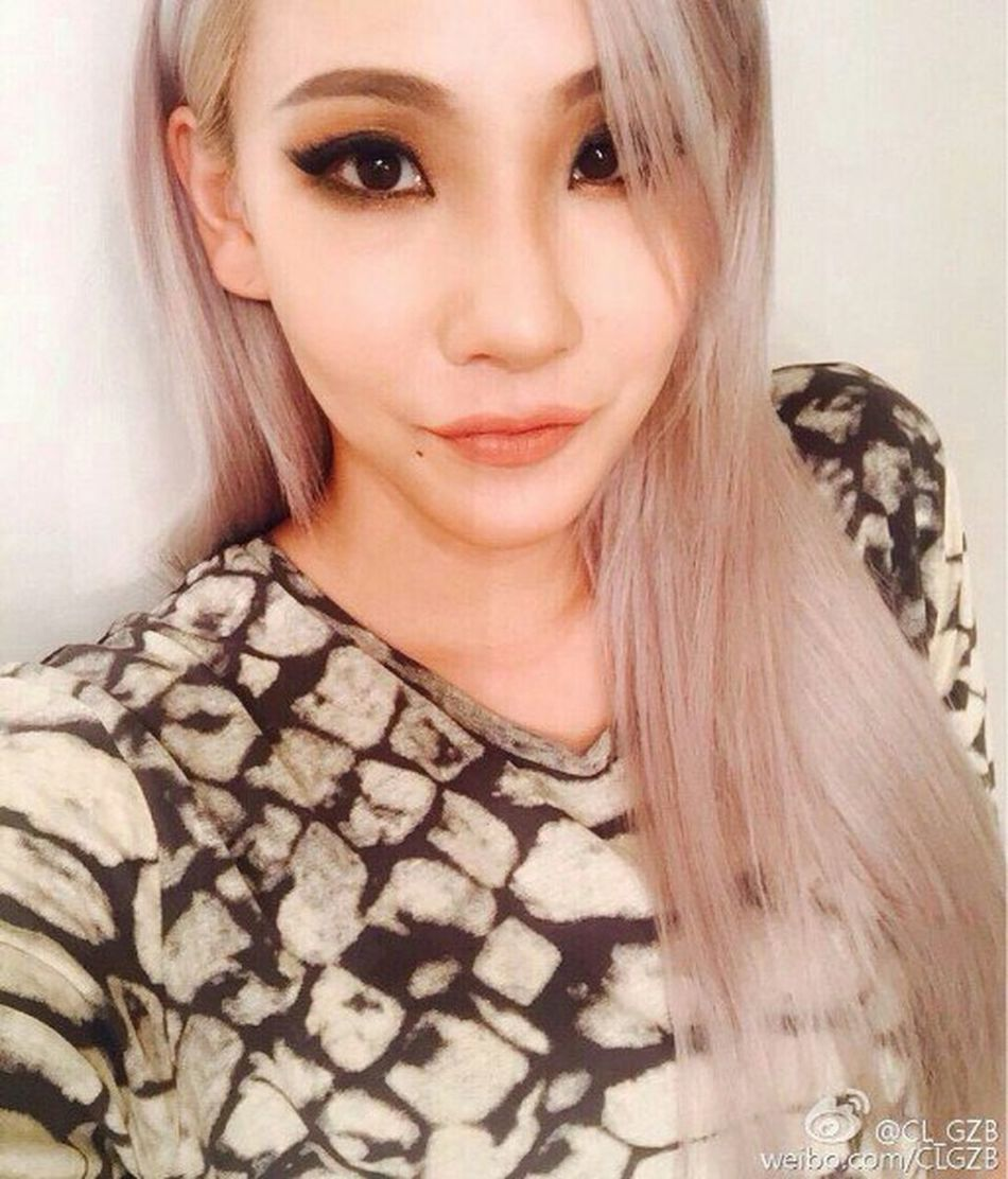 CL 2NE1 2ne1 Cl GZB Lee Chaerin Cl_queen Butterfly YGEntertainment Ygfamily