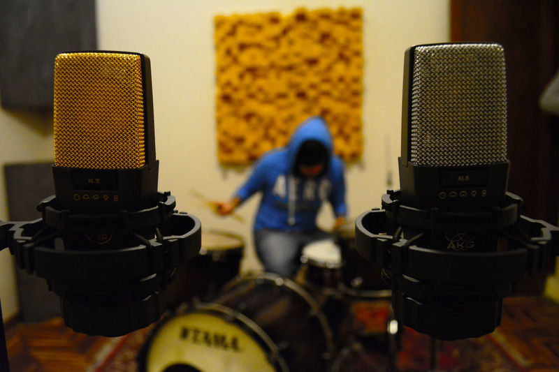 Playdrums Recording Playmusic Freedom Rock'n'Roll Selfie My style Recording Session Recording Studio