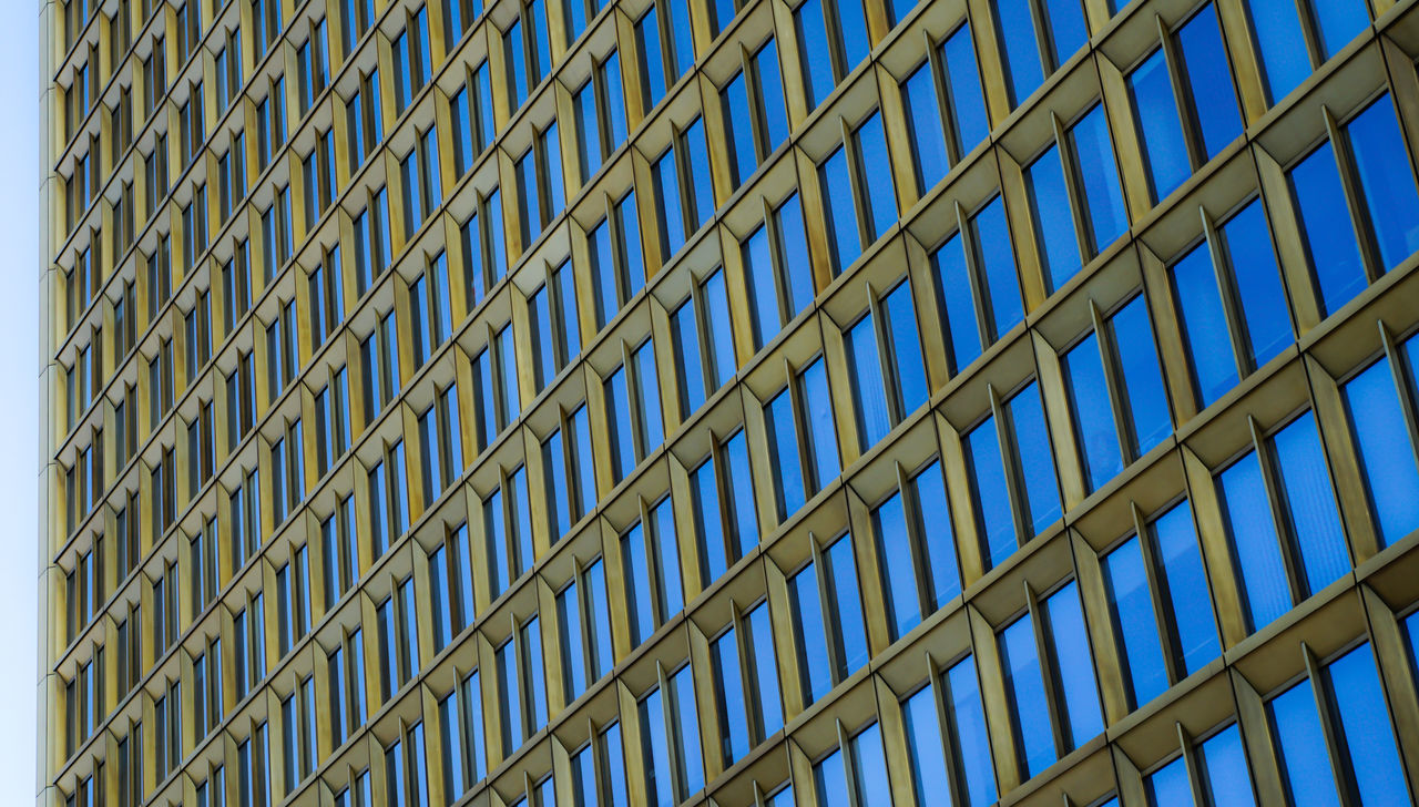 Beautiful stock photos of glas, Architectural Feature, Architecture, Berlin, Blue