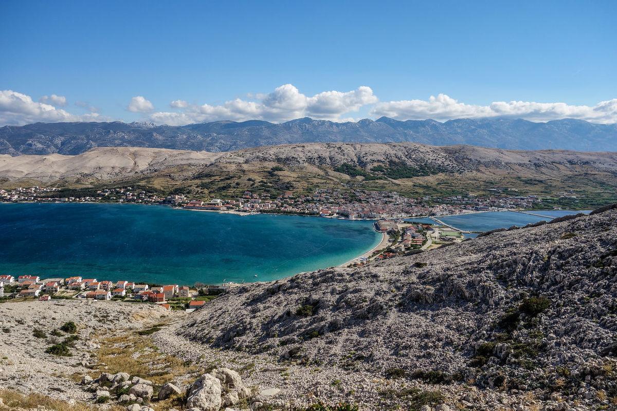 Amazing View EyeEm Best Shots Great Place Island View  Mediteranian Coast Panorama On The Islan Seascape Sky And Sea