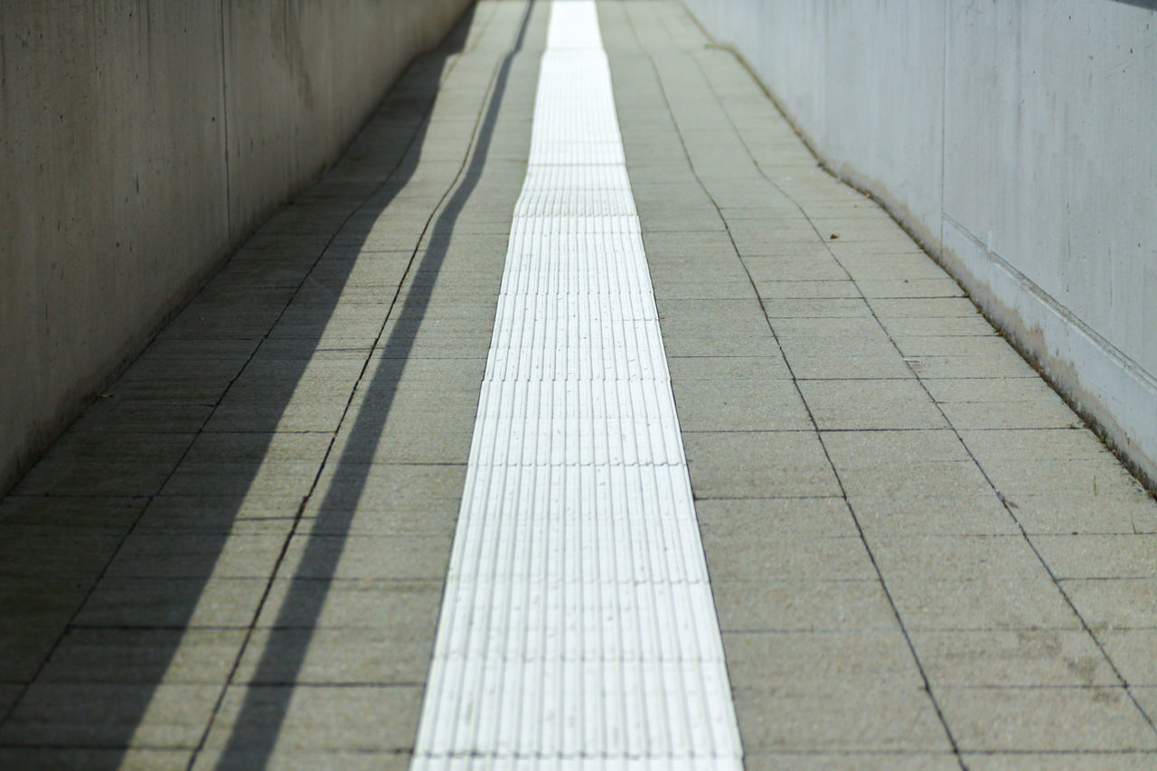 Blind Blind Navigation Close-up Day Help LINE Outdoors Path The Way Forward Your Ticket To Europe