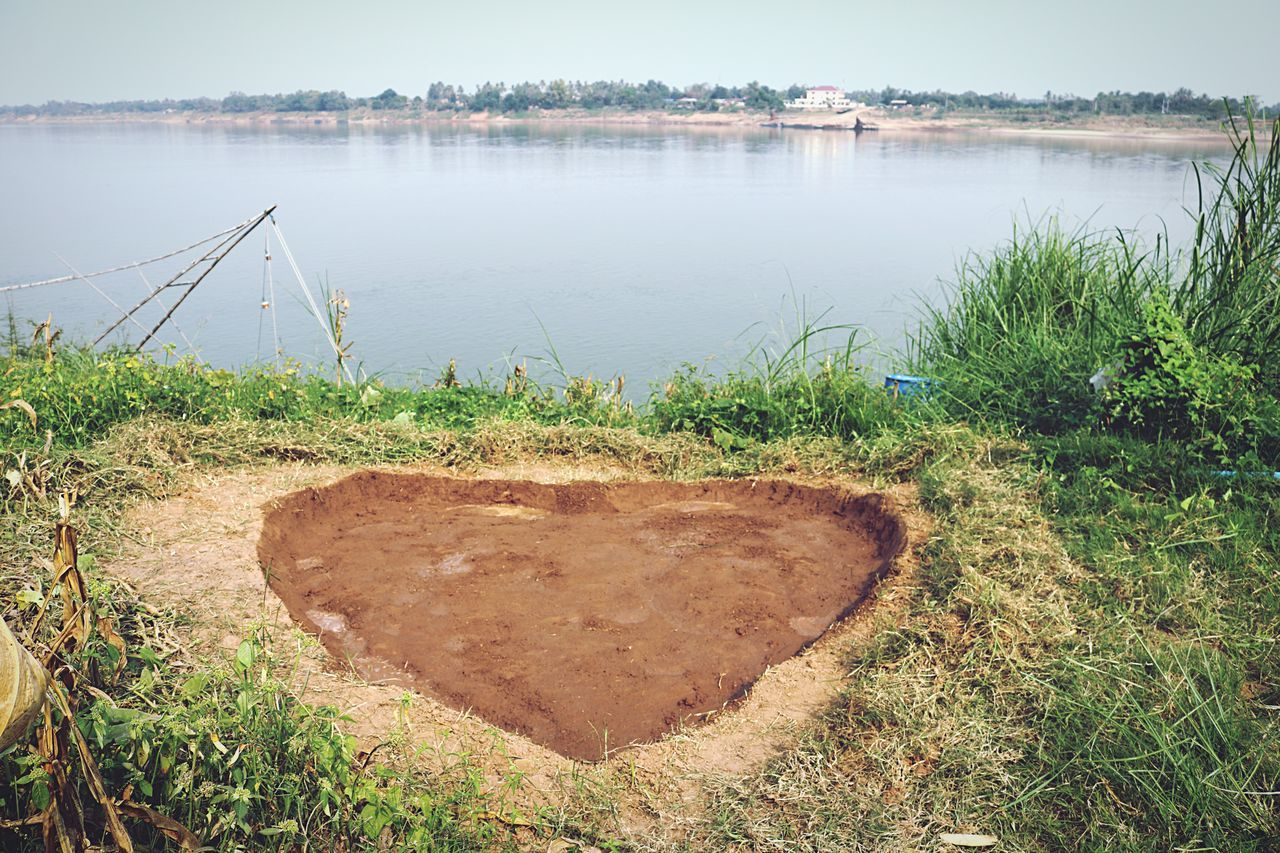 Heart on the ground Heart On The Ground Still Life Still Love Still Loving You Landscape Land Landscape_photography Thai-laos Maekhong River Riverside River View Riverscape Riverside Photography Farm Farm Life Love Farm Farm Work Love ♥ Love Lovely Love My Family ❤ Love On The World Love Earth