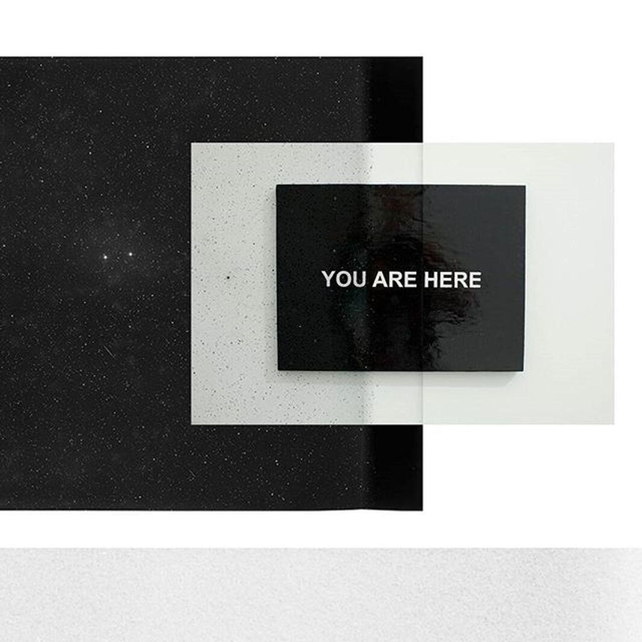 Youarehere Universe Blackandwhite Muxedmedia Fashion Art Design