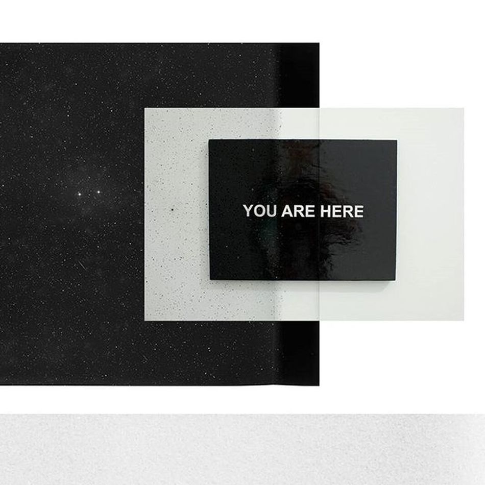 Youarehere Universe Blackandwhite Muxedmedia Fashion Art Design