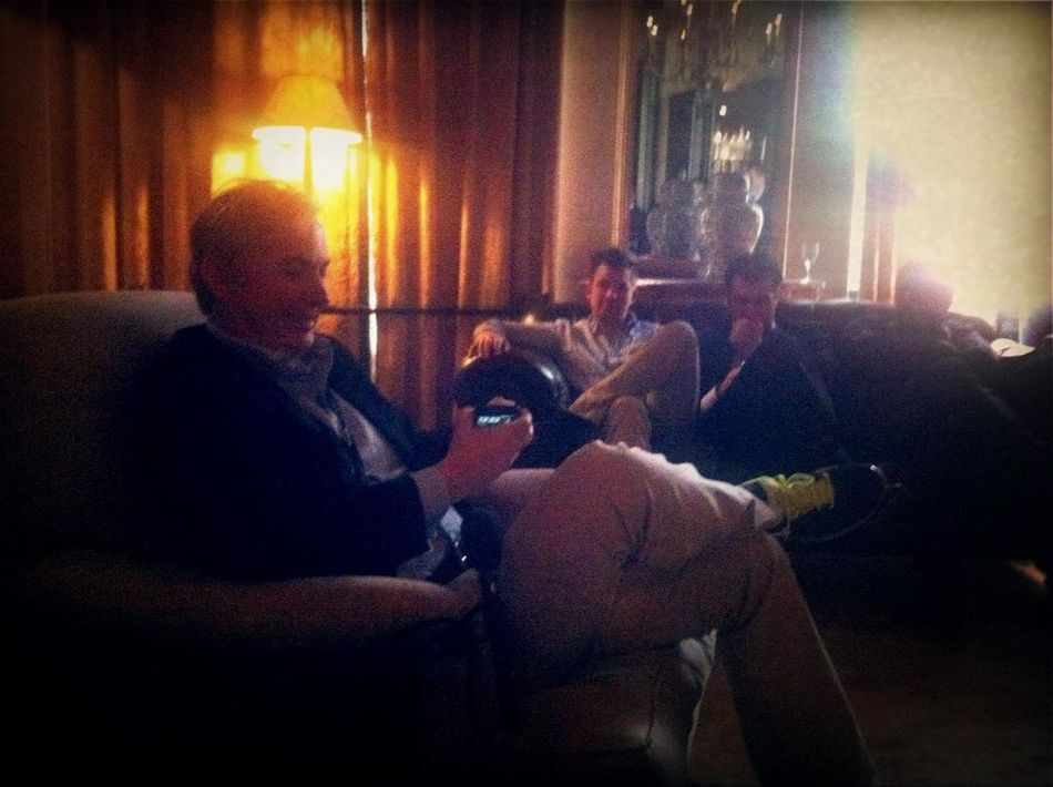 Fireside Chatting With Christophe Maire
