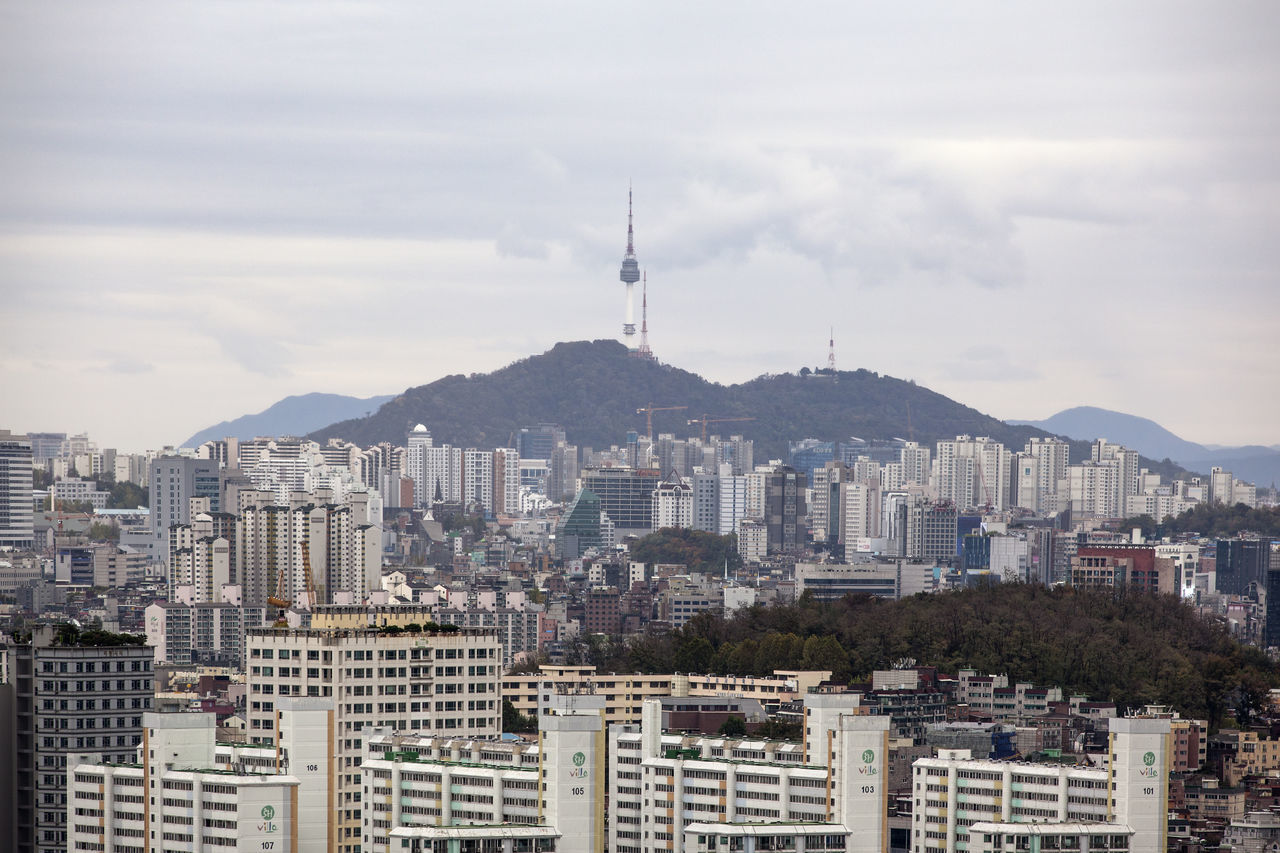 Beautiful stock photos of south korea,  Antenna - Aerial,  Architecture,  Building Exterior,  Built Structure