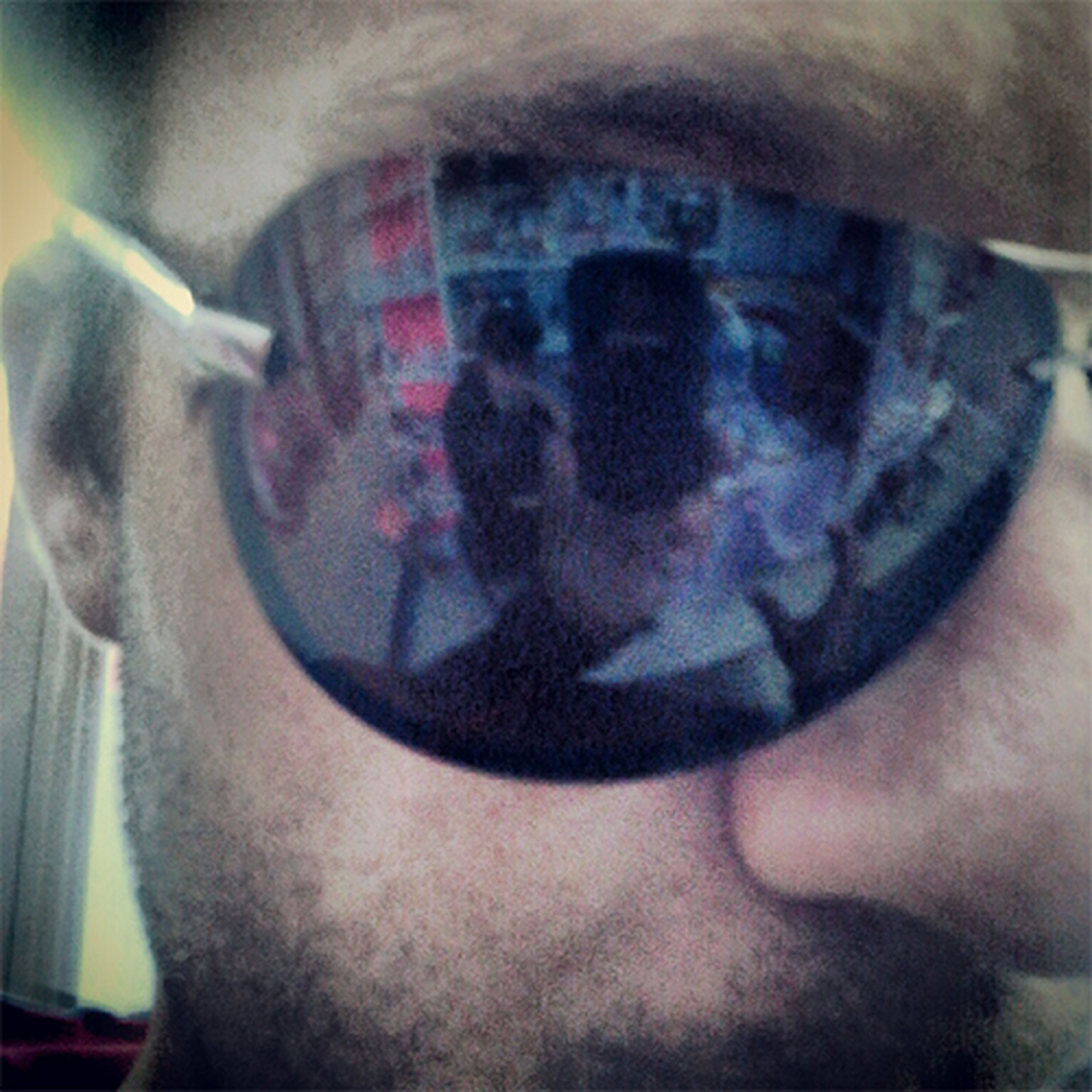 close-up, person, indoors, part of, lifestyles, leisure activity, holding, reflection, glass - material, focus on foreground, unrecognizable person, cropped, men, human finger, transparent, headshot, photography themes