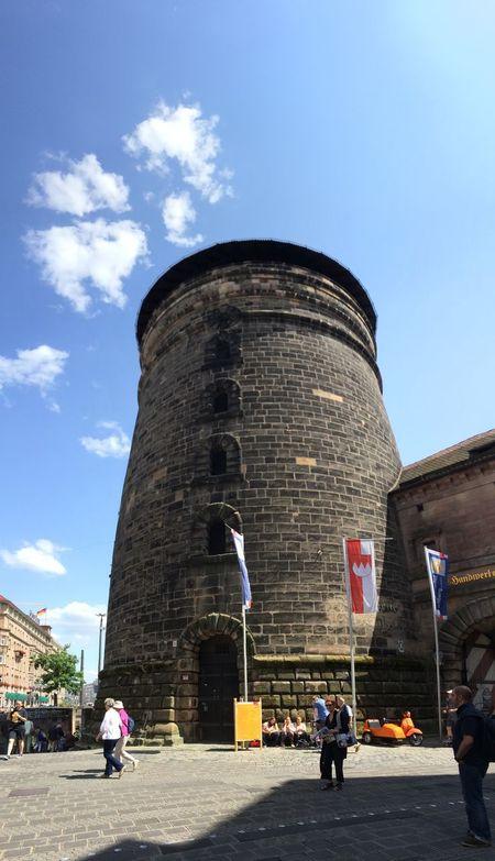 Hello Frauentorturm, you're huge… #JustSaying