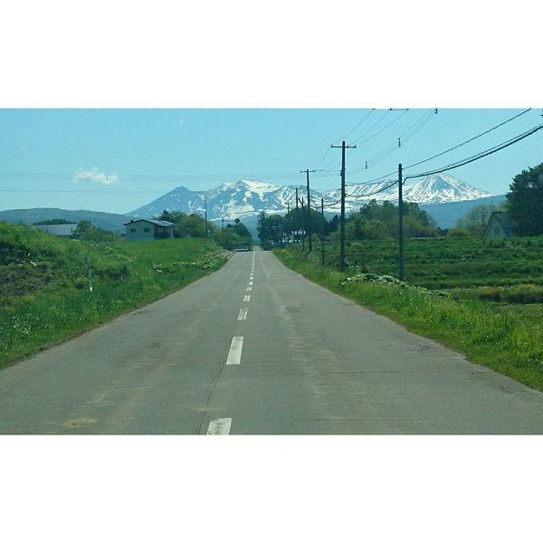 大雪山 道 北海道 Rord Mt.Taisetu 2015年6月1日 パケット復活(о´∀`о)