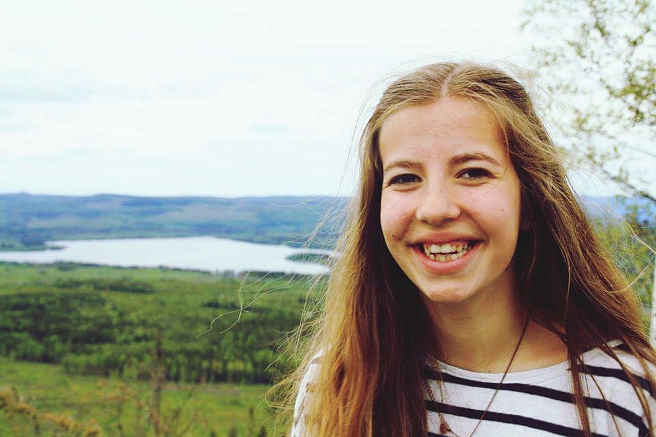 Le bonheur il suffit d'y croire. Suède