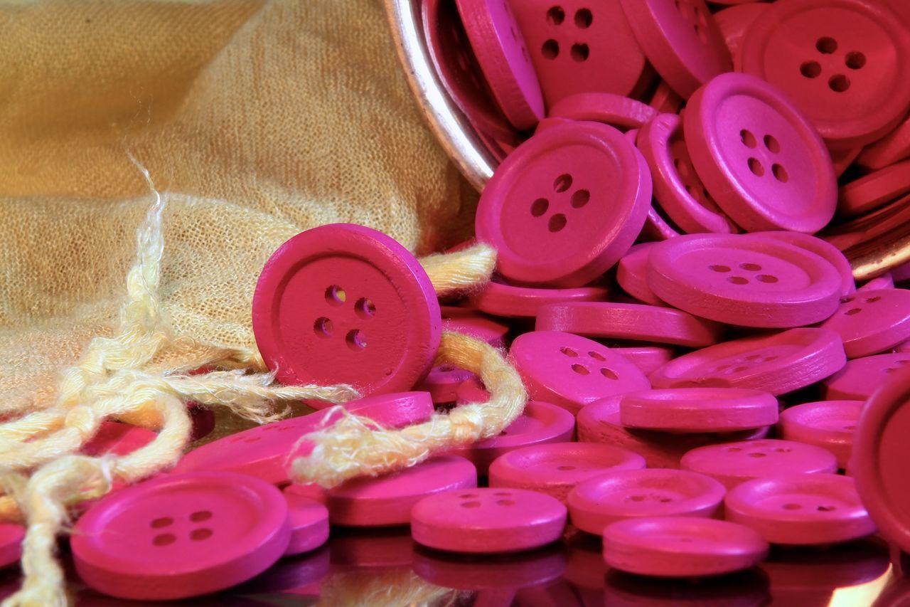 Beautiful stock photos of pink, Abundance, Art And Craft, Button, Close-Up