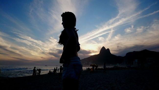 Ipanema Beach posto10 First Eyeem Photo