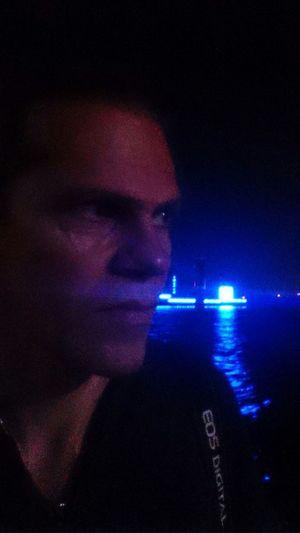 Cruise Days Hamburg Macht Blau Blue Night