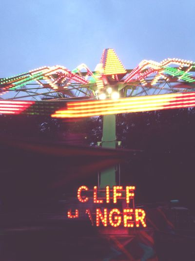 The Cliff Hanger S'fun