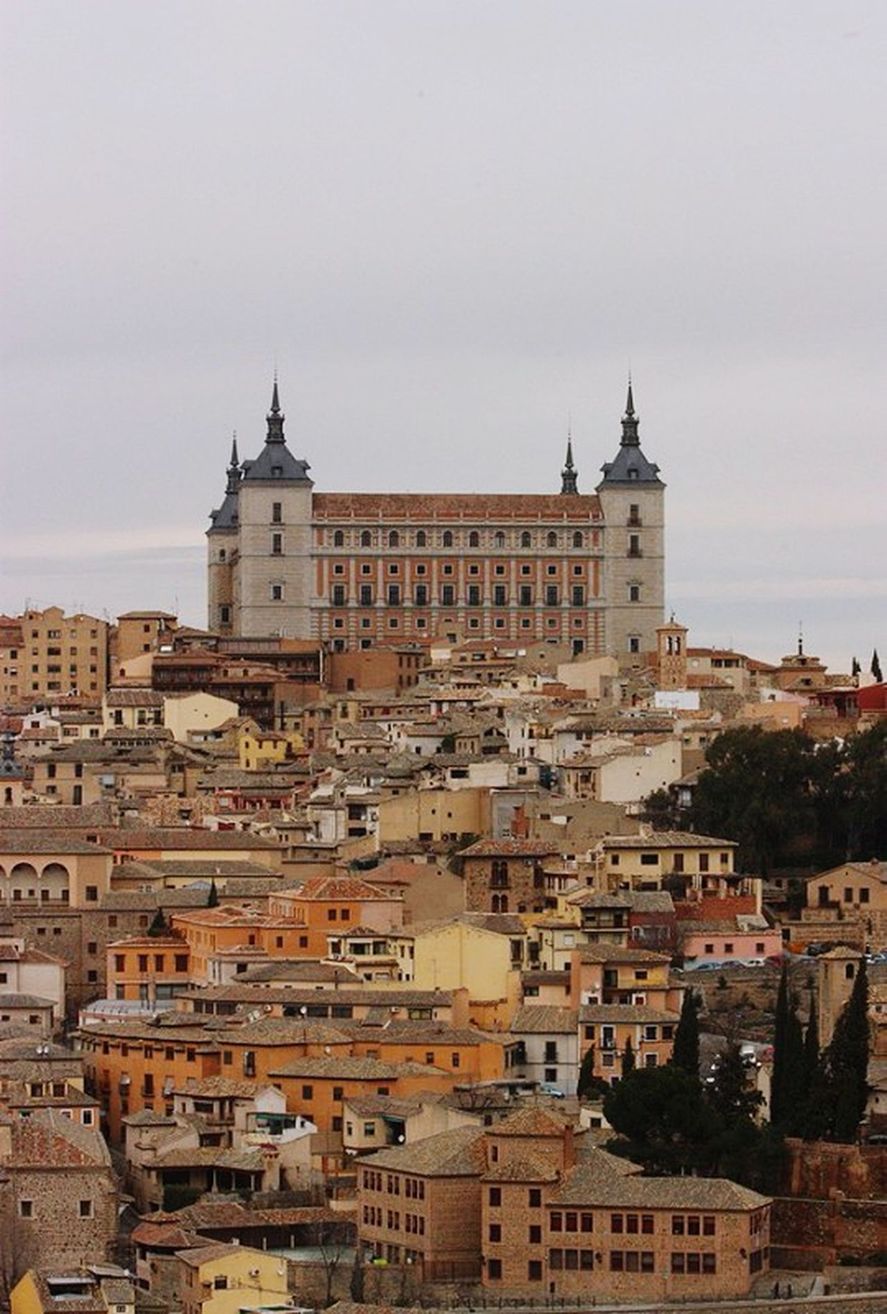 Toledo Toledo Spain Toledostreets Toledo Day Toledoview SPAIN Alcazar Made In Spain España Espagne
