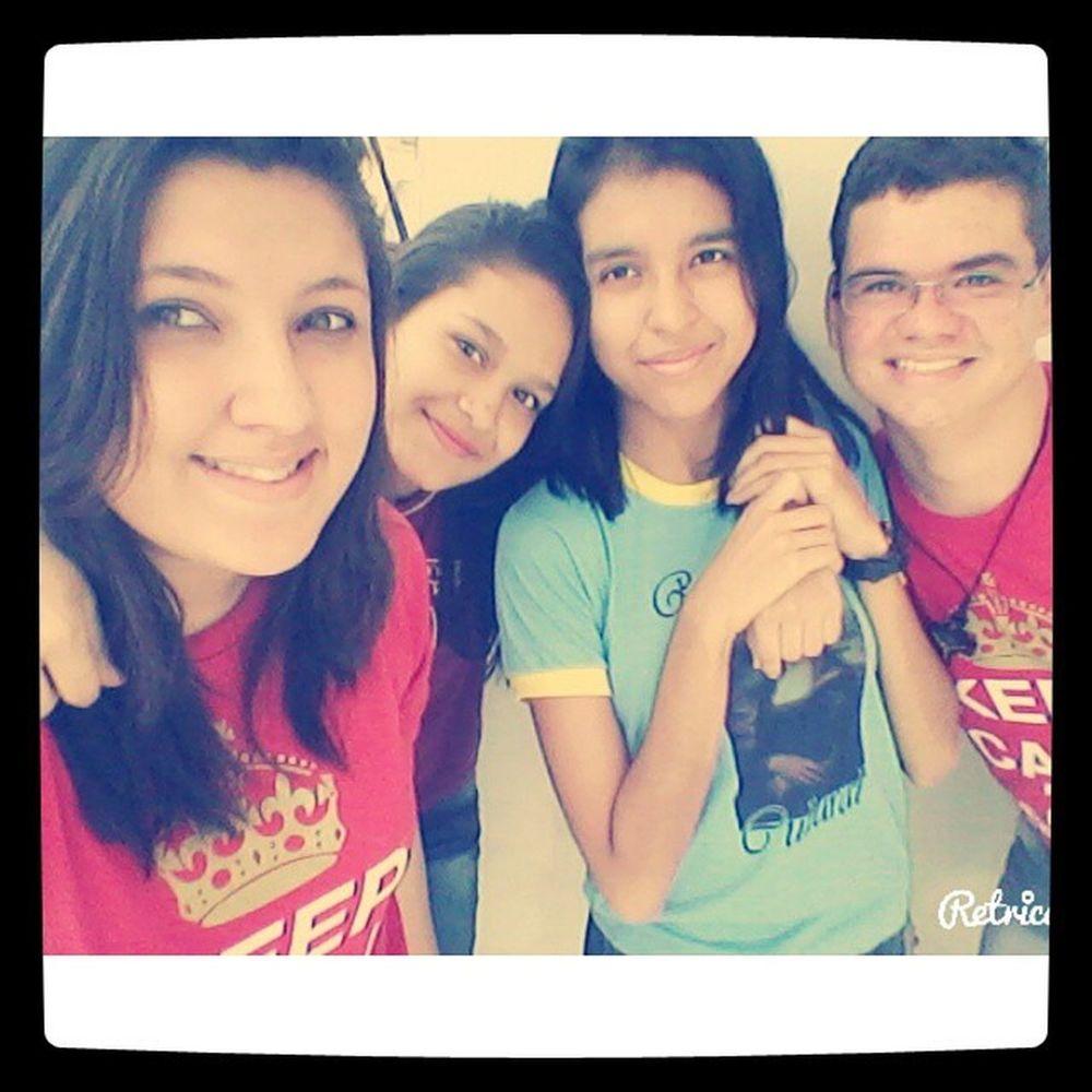 Amo você demais ????? Friends Frozi Loveschool Ultimoaño convenio2014