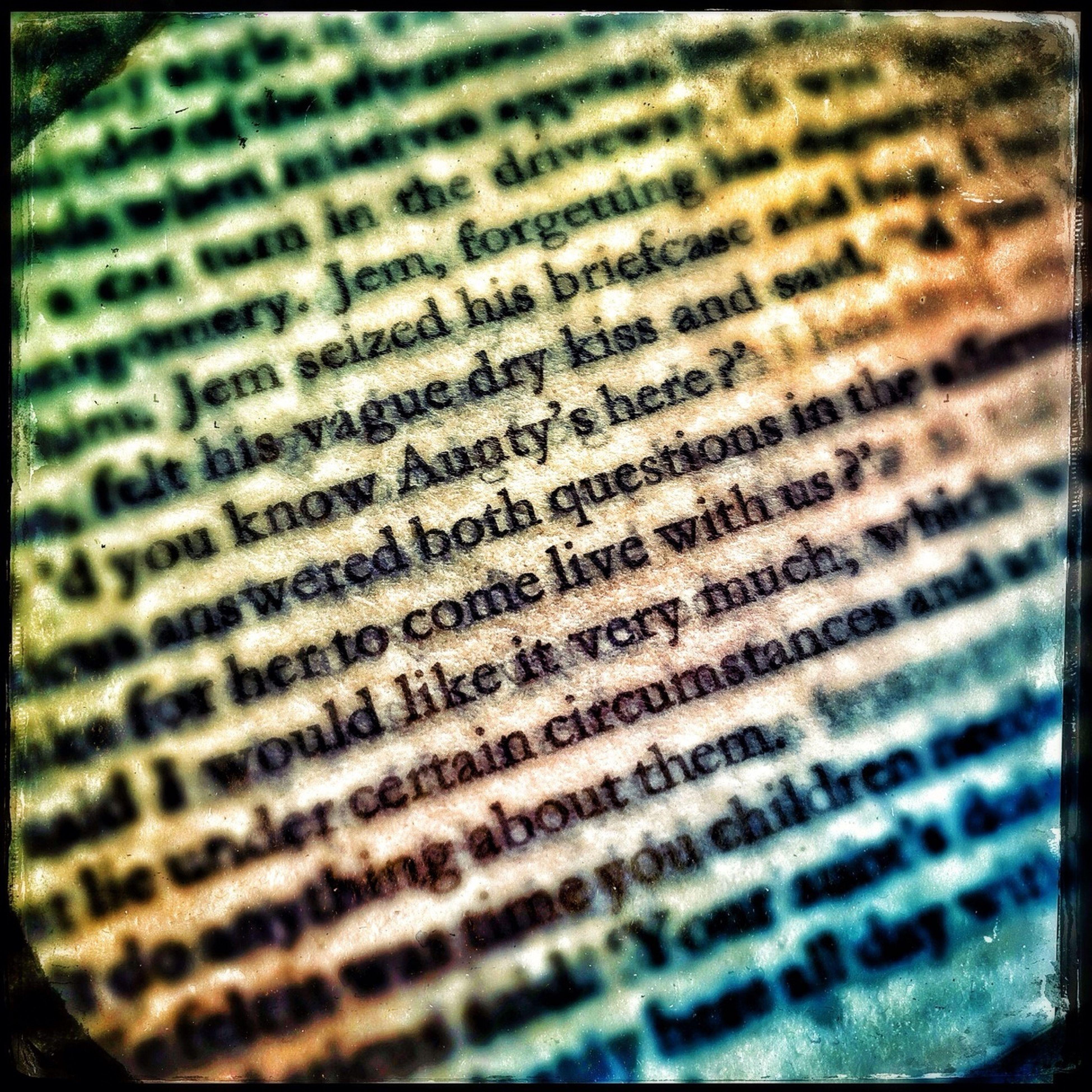 Being A Bookworm