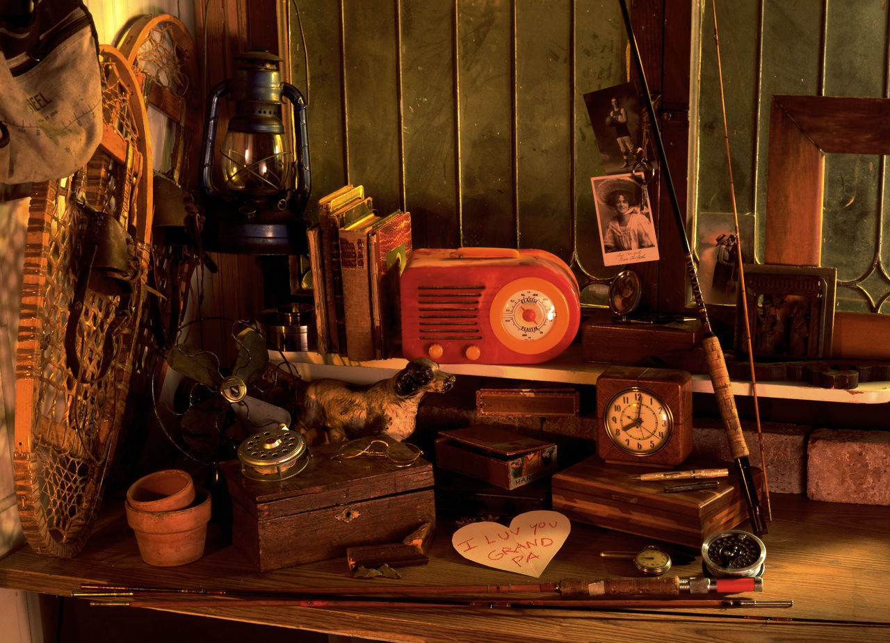 Beautiful stock photos of old, Antique, Box - Container, Clock, Communication