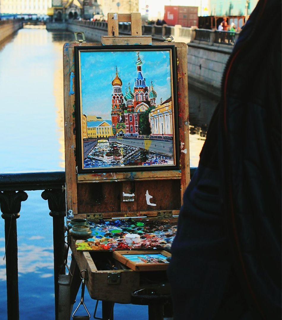 Saint-Petersburg Resist