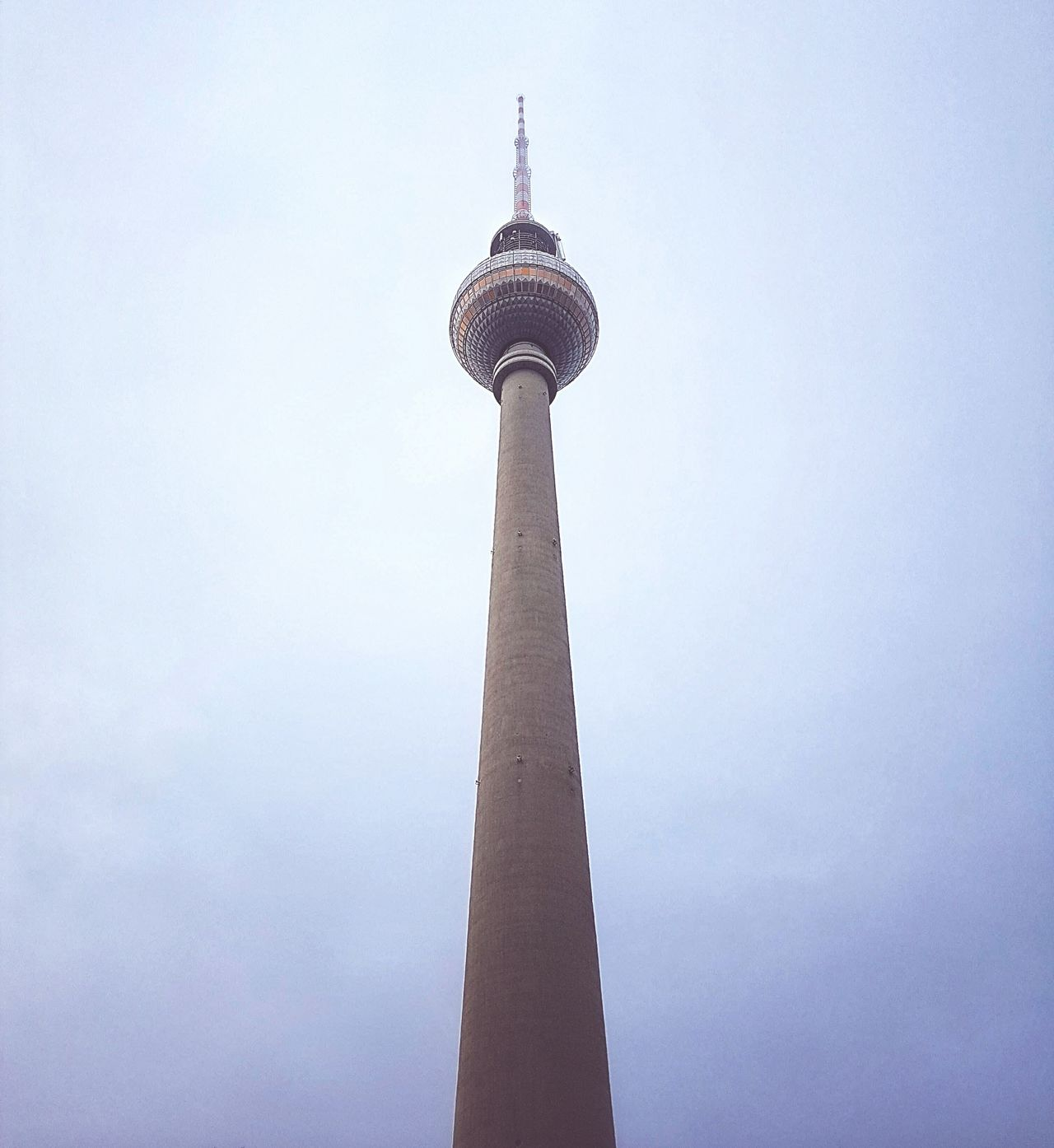 Communication Tower Tall - High City Travel Sphere Travel Destinations Global Communications Broadcasting Technology Antenna - Aerial Tourism Outdoors Television Industry Low Angle View Sky Connection No People Aerospace Industry Skyscraper