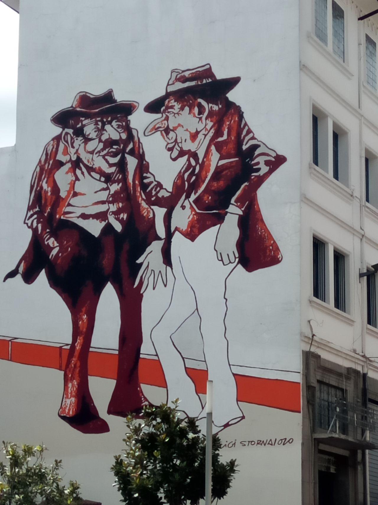 Street Art Quito City Building Exterior Day Outdoors President Ecquador Beautiful People