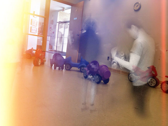 Ghosts In The Playing Room