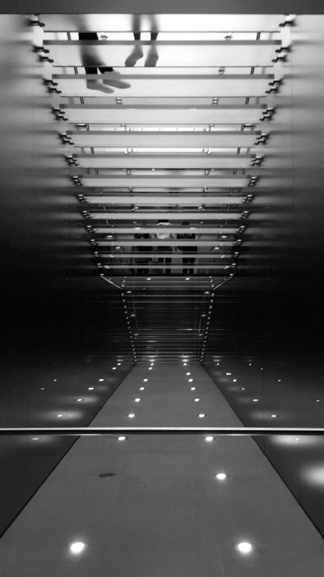 The Architect - 2016 EyeEm Awards | Stairs Symmetry Blackandwhite
