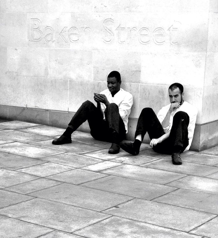 streetphotography at 55 baker street Streetphotography