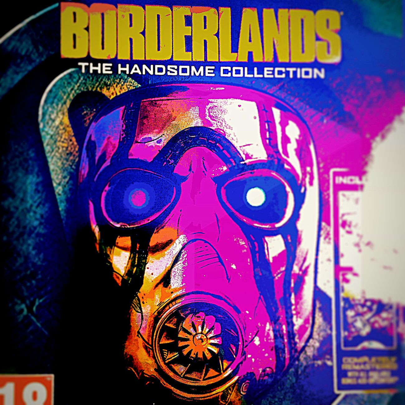 Big sesh on Borderlandsthehandsomcollection Borderlands2 Borderlands The Pre-sequel Thisisfortheplayers Gaming PS4