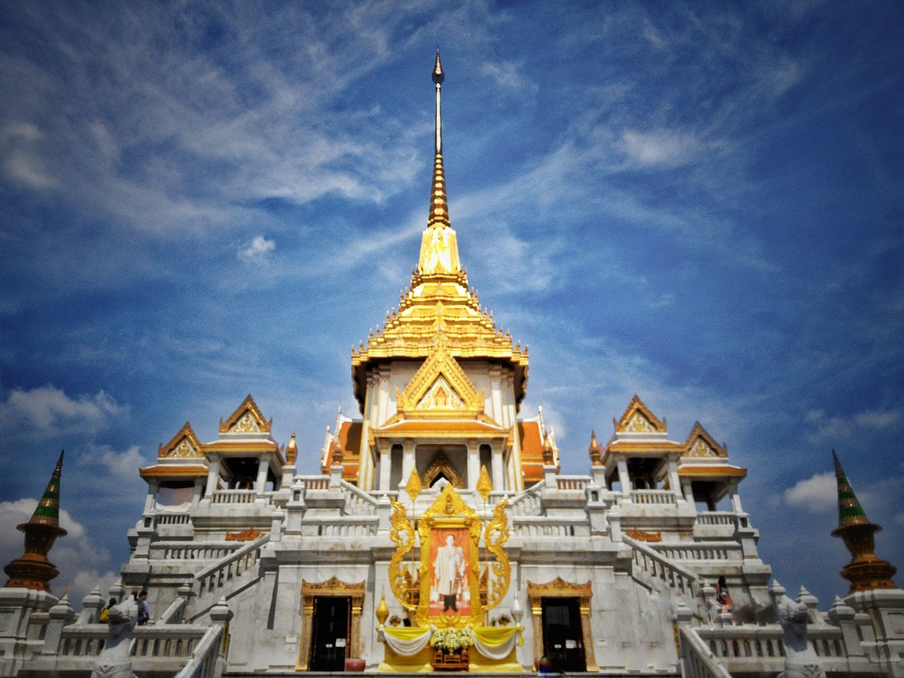 Thai Architecture Temple Travel Destinations Outdoors EyeEmNewHere Spirituality Inspirations Happy Time Weekend Activities