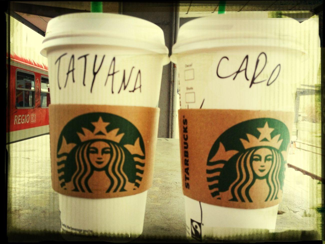 I ❤ Starbucks Vanilla Latte