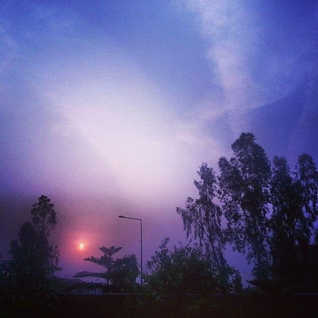 early morning janoon :p TillTheBreakOfDawn Dawn Wapda -.- instagram