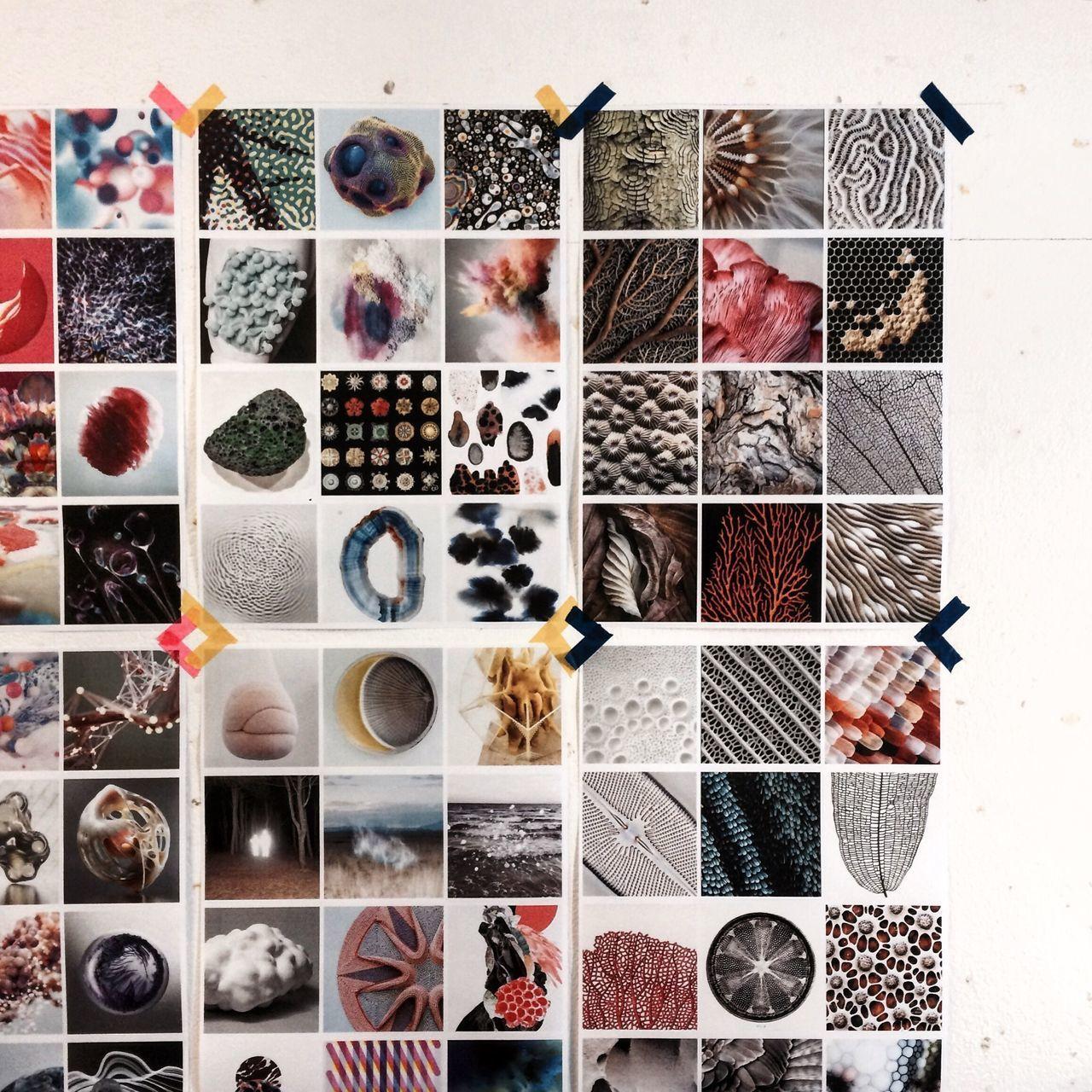 Pattern Variation No People Indoors  Day Inspiration Wallpaper DIY EyeEmNewHere Brainstorming Work Work In Progress Point Of View