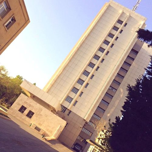 Baku Azerbaijan AzMIU AzACU Azerbaijan Architecture And Construction University