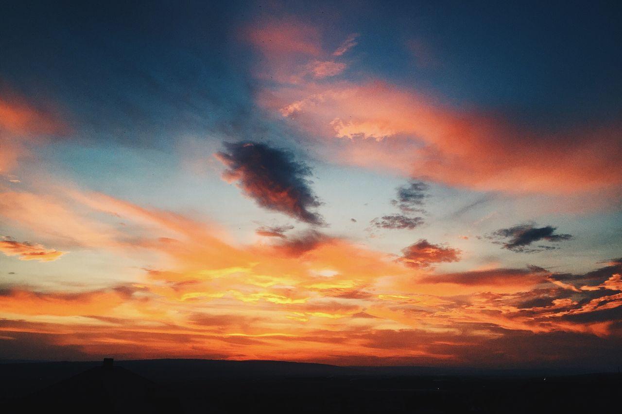 Moldova Landscape Moldova Sky IPhoneography IPhone Orhei Autumn
