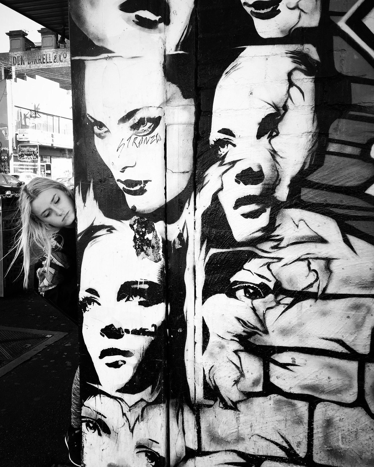 Two Is Better Than One Shootermag_australia Shootermag Getty Images TheMinimals (less Edit Juxt Photography) Blackandwhite Photography Black And White AMPt_ Community Streetphotography Black And White Photography Frolicking Friday... Love ♥ Mermaid