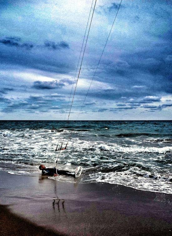 On The Beach Summer #beach Surfing