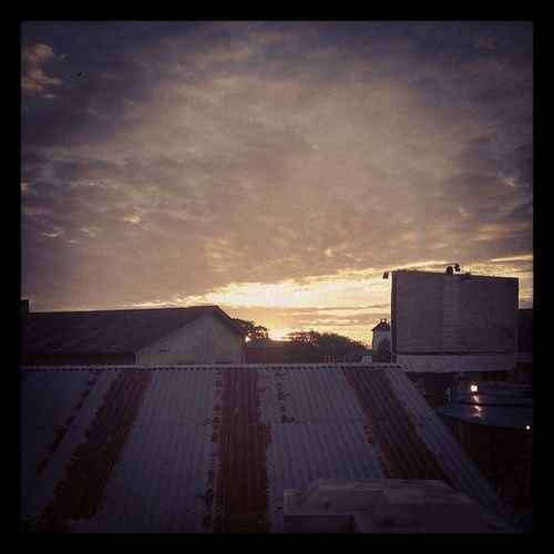 Sky upon the world