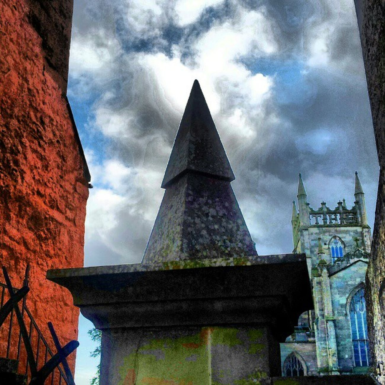 'Prism' Prism Dunfermline Scotland Architectureporn Structure plinth Abbey Cloudporn sky skyback skyporn sky_collection igscotland igtube Igers igdaily Tagstagram most_deserving thebestshooter iphonesia photooftheday insta_shutter Instagood instamood instagrammers picoftheday insta_pick webstagram