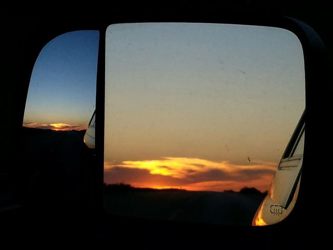 Sunset Car No People Sky Cloud - Sky Outdoors Close-up Day Eyemteam