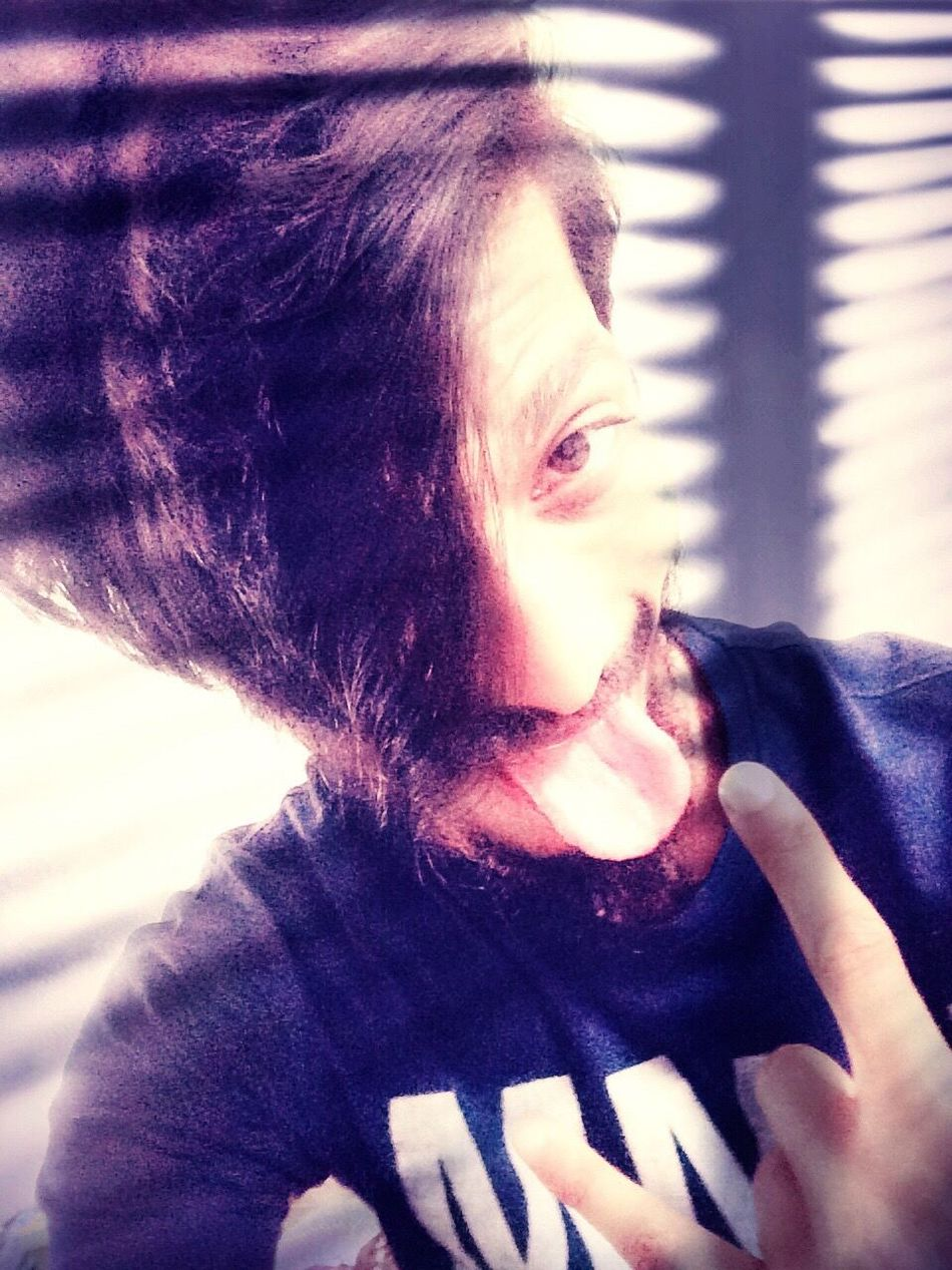 Black Hair Long Hair Casual Clothing